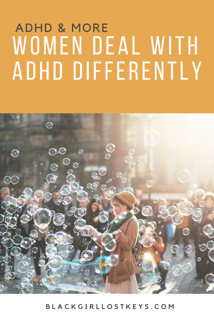 After young boys, the most quickly growing population of people with ADHD is adult women. What causes these diagnoses, and why don't we catch them earlier? | Black Girl, Lost Keys.